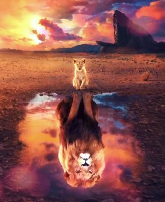 The Lion King: The Lion King :lion_face: