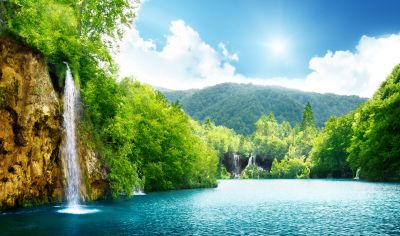 Nature: Waterfall :thumbsup: